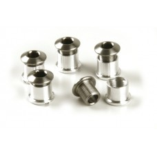Titanium Chain Ring Bolts